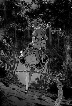 Re:Zero Kara Hajimeru Isekai Seikatsu - Dainishou - Yashiki no Isshuukan-Hen - MANGA - Lector - TuMangaOnline