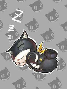 Persona 5 Anime, Persona 5 Joker, Persona 4, Scott Pilgrim, Video Game Art, Video Games, Gamers Anime, Kawaii, Animation