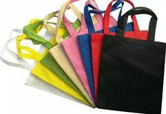 bolsas bolsitas bisutería cotillones regalos tela ecológica