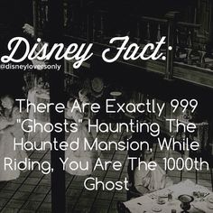 I knew this already but I love the 999 haunts