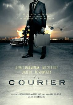Cineast: Курьер/ The Courier. Трейлер