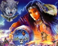 really cool mystical indians - Google Search