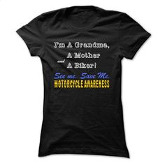 See Me Save Me Motorcycle Awareness [Grandma Moth T Shirts, Hoodies, Sweatshirts…