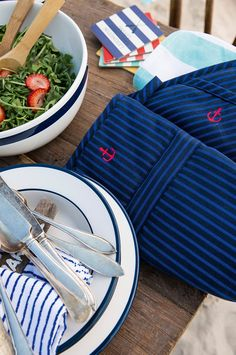 Lexington Company Summer Collection 2016 - East coast style entertaining | Table + Dine