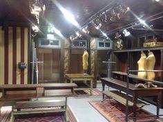 Hollister Interior
