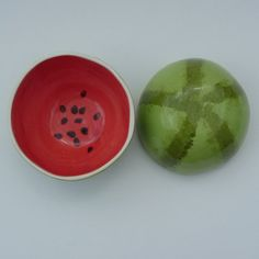 watermelon bowls