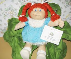 Cabbage Patch Kid by asterdaisy on Etsy,