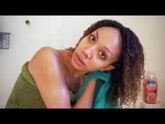 How to Get a Perfect Wash'n Go on Natural Hair. (Activate product with water, don't rinse out, hardly touch hair, just scrunch lightly, air dry) LOVED THE RESULTS!!