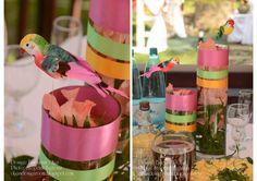 Baiciurina Olga's Design Room: Свадьба в гавайском стиле – яркая, незабываемая, озорная!-Hawaii Wedding theme!