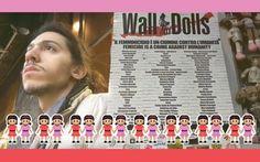 30. Wall of Dolls