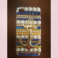 ⚓Sailor time ⚓   iPhone case  bling galaxy droid iPhone Contact me if your interested in any phone case Vegasbronco@yahoo.com  Or kik me at : yourphoneisblinging