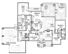 First Floor Plan image of La Dolce Casa