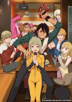 Tiger and Bunny Karaoke