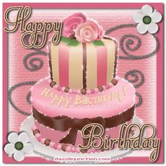 Find free Happy Birthday greetings, pictures, comments, images, graphics, gifs, pics, quotes, cards, and photo covers for Facebook.  Click to share pictures on facebook or use html codes on  profiles, tumblr, twitter, tagged, myspace, fubar, for greeting cards, forums, blogs and more.