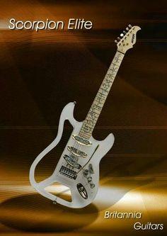 Britannia Guitars.