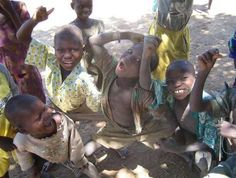 Children everywhere love to ham it up for the camera! #Malawi #Africa #Children