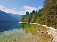 Slovenia, Lake Bohinj