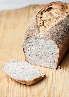 Siempre investigando como hacer un poco de pan para casa... con Thermomix siempre es más fácil.