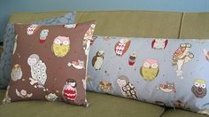 Invisible zipper pillow tutorial - looks almost as easy as an envelope back