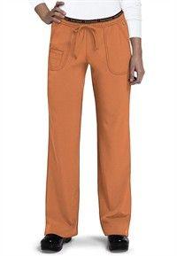 Orange scrub pants for Halloween, by HeartSoul Breaker136262