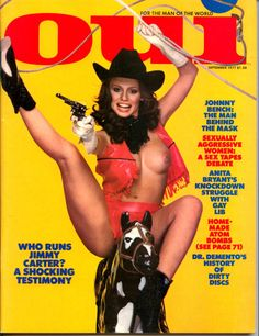 Oui Magazine September 1977 Near Mint Mature by JamesVintageJunk