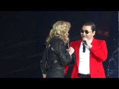 Madonna And Psy - MDNA Give It 2 Me / Gangnam Style / Music - Madison Square Garden - http://www.justsong.eu/madonna-and-psy-mdna-give-it-2-me-gangnam-style-music-madison-square-garden/