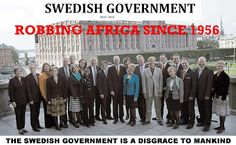 stefanlofven: THE SWEDISH GOVERNMENT IS A DISGRACE TO MANKIND