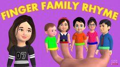 The Finger Family Song | Finger Family Lyrics & Finger Family Rhymes - Finger Family By Mum Mum TV