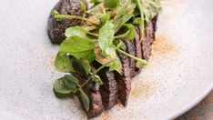 Wagyu skirt steak at