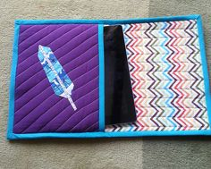 ipad cover by nikki ward-smith on flickr