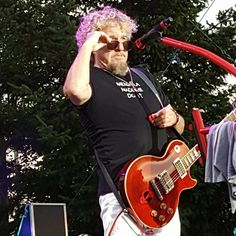 Hello out there Red Rocker, Sammy Hagar, Music Instruments, Guitar, Musical Instruments, Guitars
