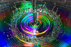 Laser Water - Splash 3 by Stevpas68