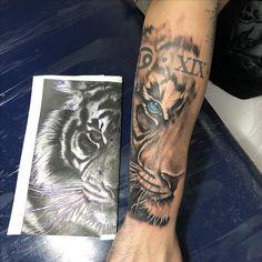 Tatto tigre