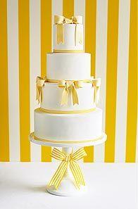 Great yellow wedding :)