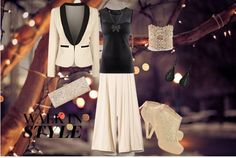 """""""Evening out"""" by tanherb on Polyvore"""