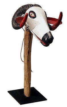 Bamana Animal Puppet 34, Mali