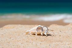 Beach Wedding Rings 5 Amazing Tropical wedding rings