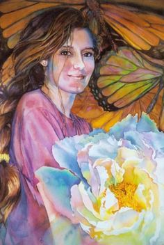 Art of Jeannie Vodden   WATERCOLOR