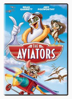 A Lucky Ladybug: The Aviators DVD Review and #Giveaway