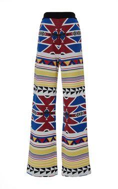 Assicurare Knit Trouser by STELLA JEAN for Preorder on Moda Operandi