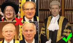 As ever you get the 'British justice' You can afford to pay for. Canutes of British justice: Supreme Court bans naming threesome star