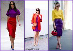 Сочетание ультрафиолета с яркими цветами