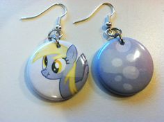 My Little Pony Derpy Hooves and Cutie Mark by frostovision on Etsy, $5.00