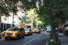 nyc yellow taxi always everywhere