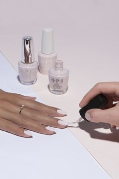 Stop! 'Lisbon Wants Moor OPI' is now available in classic lacquer, Infinite Shine and GelColor.