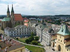 Kromeriz is de districtshoofdstad in Noord-Moravië, aan de rivier de Morava. Het is een stad met een zeer edel karakter, vol met historische (Unesco) monumenten op het gebied van traditie, cultuur, muziek en educatie.     Als centrum van de streek Haná wordt hij met recht het Athene van Haná genoemd. Het centrum staat geheel onder monumentenzorg. Werkelijk prachtig is het aartsbischoppelijke paleis met overdadig versierde zalen en met zeldzame kunstcollecties. Cherries, Czech Republic, Castles, Wanderlust, The Unit, Spaces, Mansions, Country, House Styles