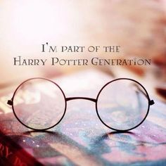 Harry Potter generation