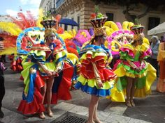 Carnival 2014 Valletta, Malta   www.limelight.com.mt