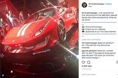 This Might be the Ferrari 488 GTO  ||  Possible Ferrari 488 GTO Leaked Spotted long before you were supposed to see it By: Collin Woodard January 23, 2018  F or quite a while, we've heard whispers that Ferrari is developing a track-focused version of the 488 GTB . Nothing has been confirmed yet, but as much as we enjoy driving the regular 488 , the possibility of a lighter, more powerful, hardcore version certainly has our attention…