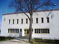 CUlture House of Livonians  https://fi.wikipedia.org/wiki/Liiviläiset